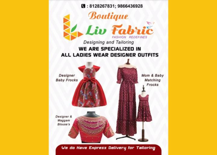 Liv Fabric Boutique