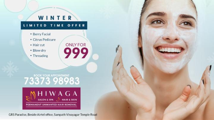 Winter Limited Time Offer for Just Rs999 - Hiwaga