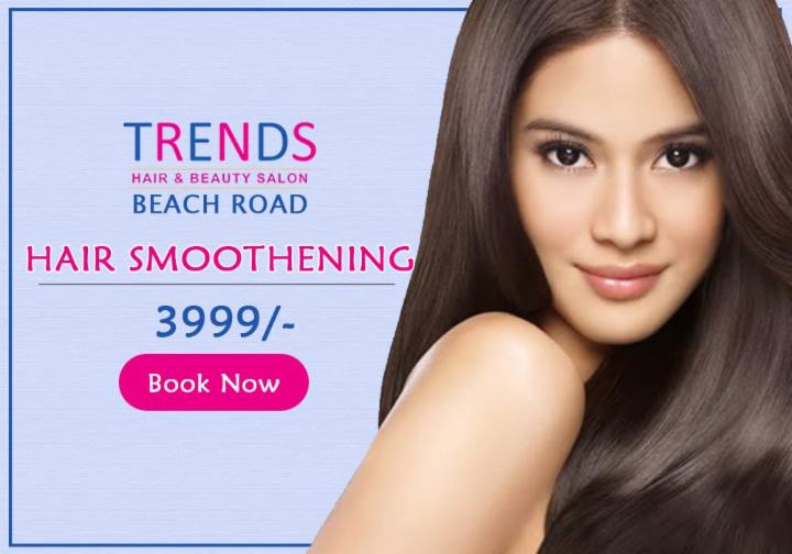 Get Hair Smoothening at Just Rs 3999