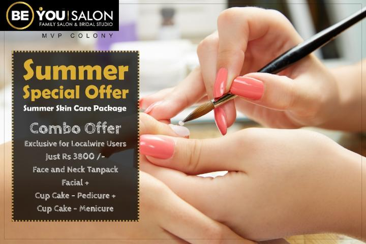 Summer Skin Care Special Offer at Be You Salon