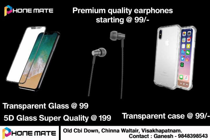 Get Premium Quality Phone Accessories Starting @ 99 Rupees