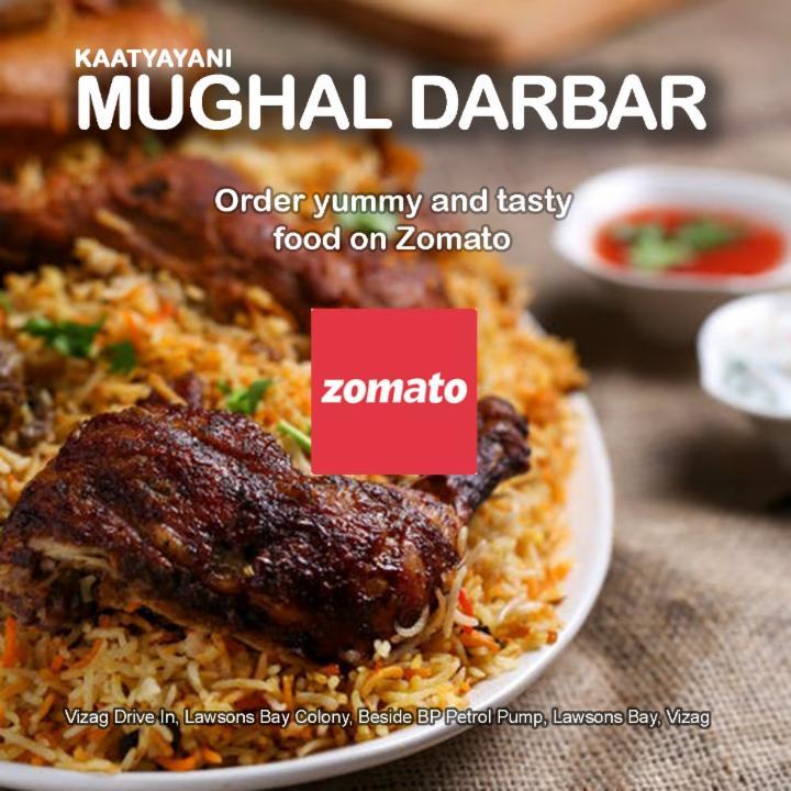 Get Yummy Biriyani at Mughal Darbar on Zomato