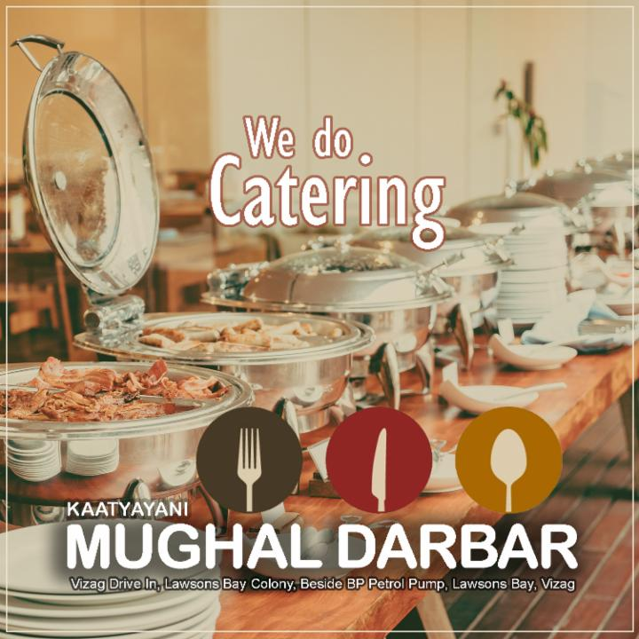 Catering Service for Best Prices - Mughal Darbar