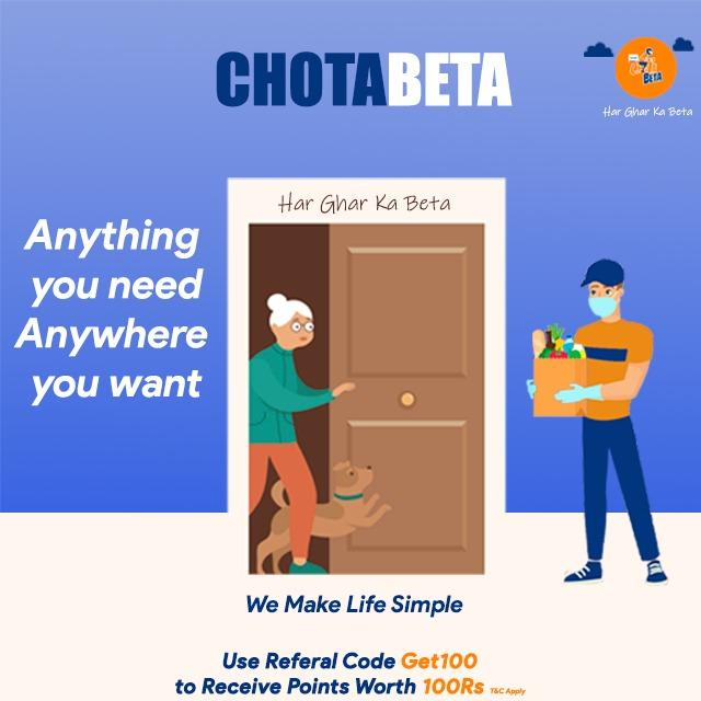 Shop Anything you want and Deliver Anywhere you Want in Vizag